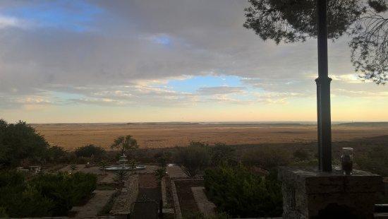 Beaufort West, Sydafrika: Sunset