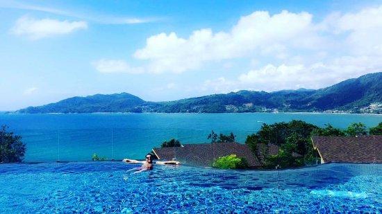 Club House Infinity Pool Picture of Amari Phuket Patong TripAdvisor