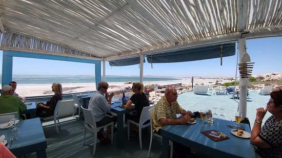 Paternoster, África do Sul: Gaaitjie verandah 1