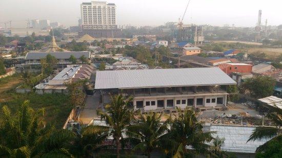 Nova Park Hotel Pattaya : spectacular views - pristine