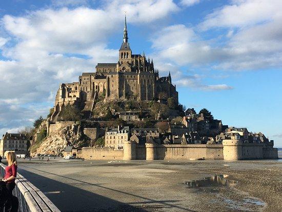 Mont Saint Michel Manastırı: photo7.jpg