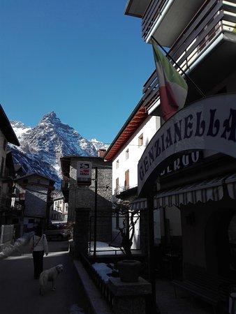 Val Masino, Włochy: Genzianella