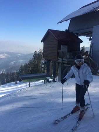 Wisła Stozek - ski slope