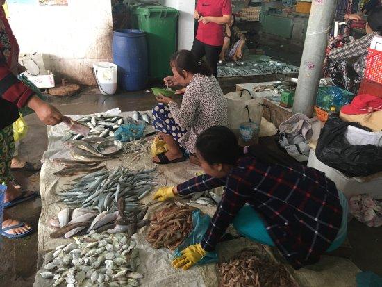 Phan Thiet, Vietnam: Ham Tien Market
