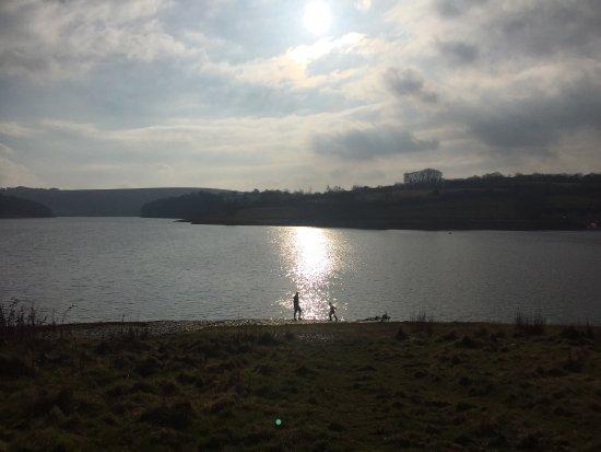 Dulverton, UK: Wimbleball Lake Country Park