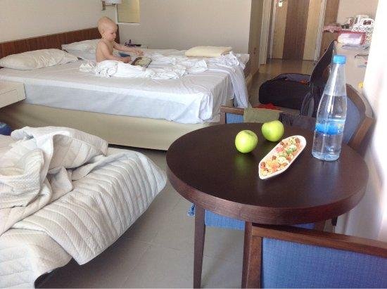 Melissi Beach Hotel & Spa Photo