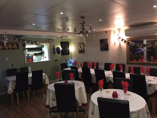 Denton, UK : Restaurant
