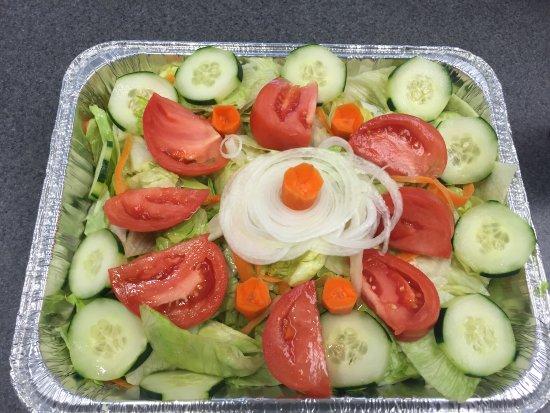 Blackwood, NJ: Fresh Garden Salad