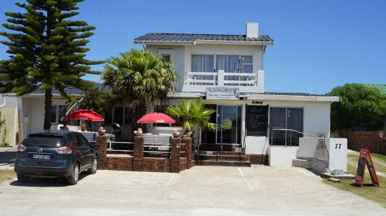 Struisbaai, South Africa: Frontansicht - front