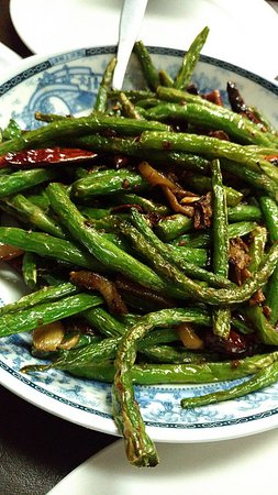 Abbotsford, Canada: french beans