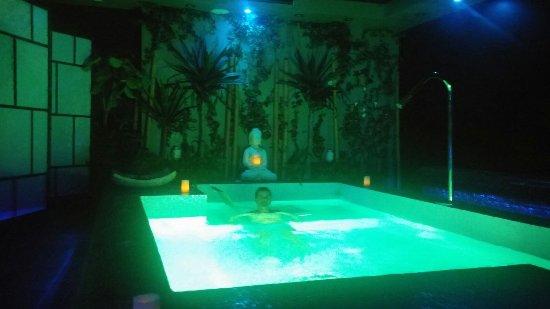Grand Hotel Don Gregorio: SPA EN PRIVADO
