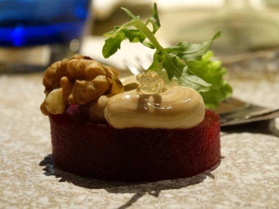 Ottimo Cucina Italiana: The temptation of a dessert