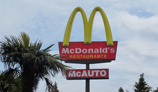McDonald's Almunecar: A Spanish welcome