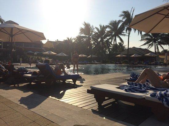 Victoria Hoi An Beach Resort & Spa: Piscine du Victoria