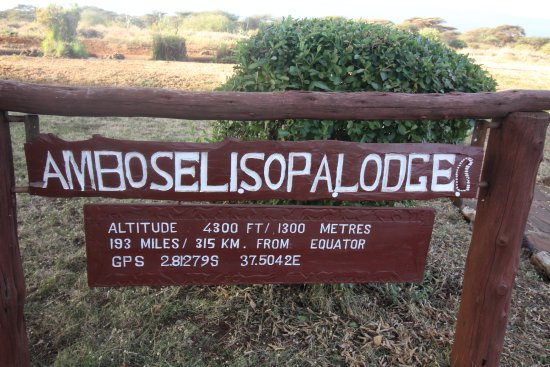 Amboseli Sopa Lodge Picture