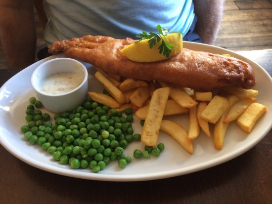 The Trusty Servant: Good pub food