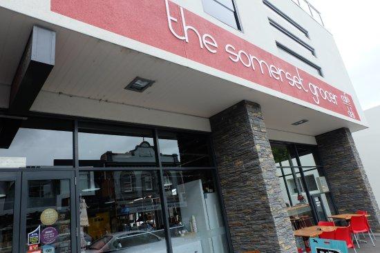 Ashburton, Nova Zelândia: 店の外観