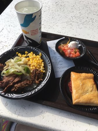 Read Reviews Of Seaworld Orlando Seafire Grill