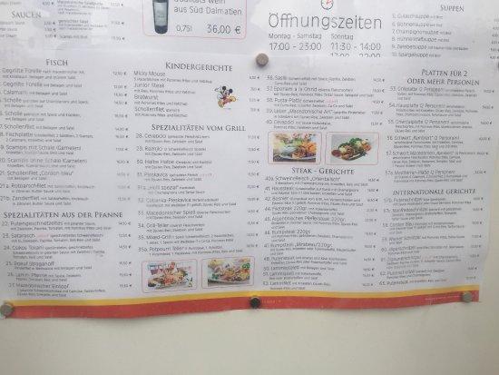Beach club flensburg speisekarte