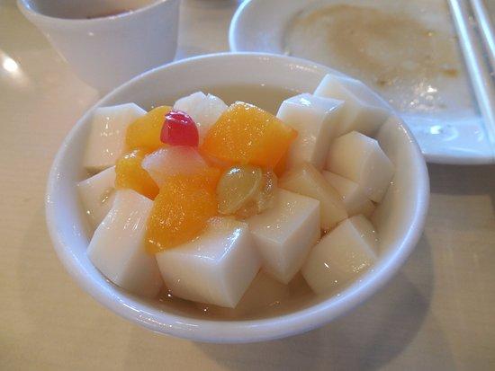 レジェンド シーフードレストラン, 杏仁豆腐