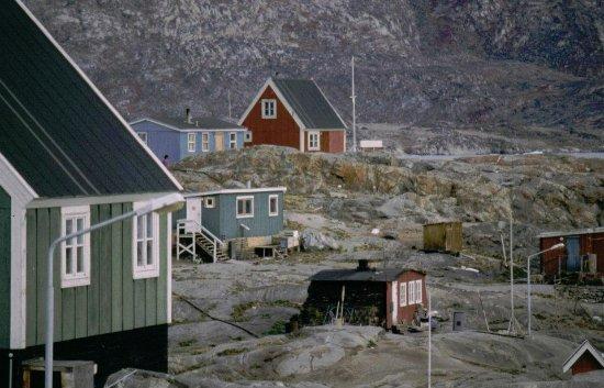 Uummannaq, Greenland: Ikerasaq