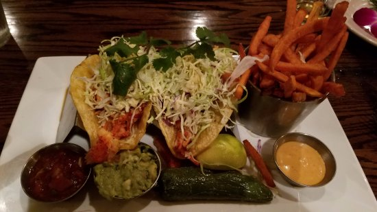 Pleasant Hill, CA: The lobster tacos! Yum!
