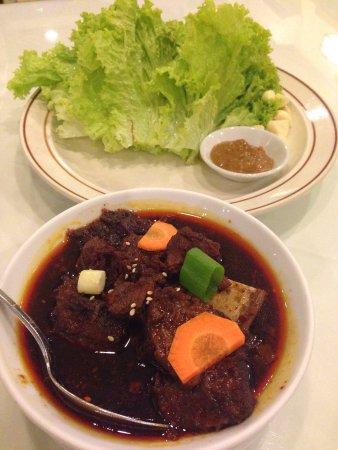 Korea Garden Restaurant : Yum