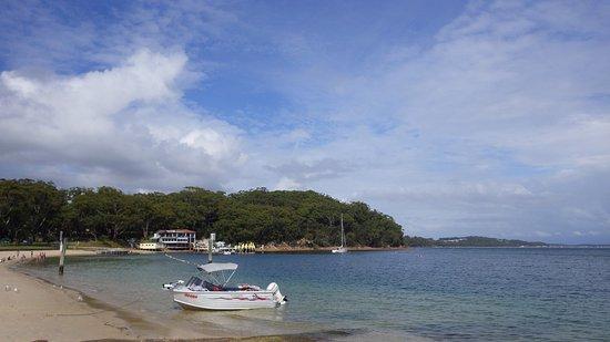 Nelson Bay, Australien: view
