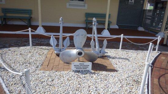 Nelson Bay, Australia: propeller