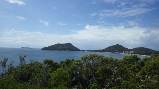Nelson Bay, Australia: Lookout