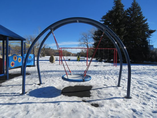 Riley Park : Still something for the kids to do