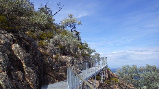 Fingal Bay, Australia: path
