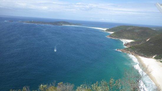 Fingal Bay, Australia: ocean