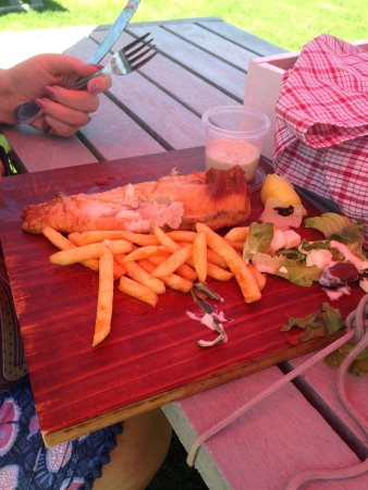 Robertson, Zuid-Afrika: Hake and Chips
