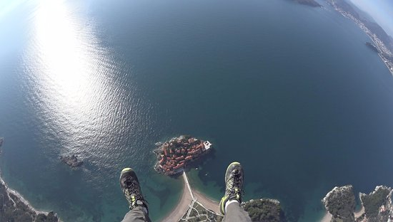 Budva Paragliding
