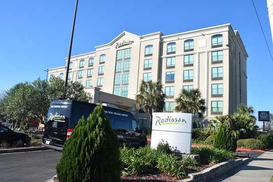 Radisson Hotel New Orleans Airport: Very Nice and Perfect Hotel at New Orlene
