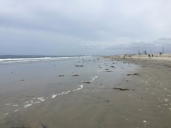 Κορονάντο, Καλιφόρνια: Silver Strand Beach, Coronado, CA