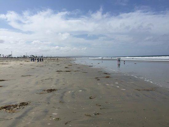 Silver Strand Beach, Coronado, CA