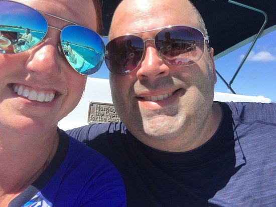 Simpson Körfezi, St-Martin / St Maarten: Coconut Reef Power Boat & Snorkelling Tours