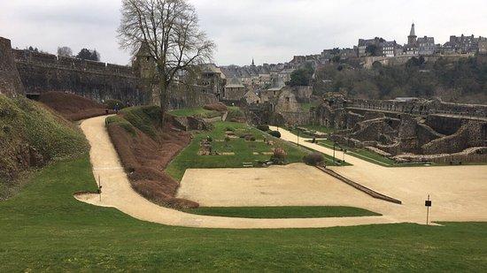 Fougeres, Francia: Château de Fougères
