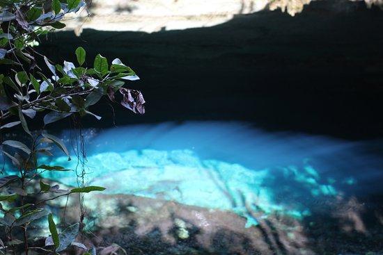 Ben's Cave: Caverna