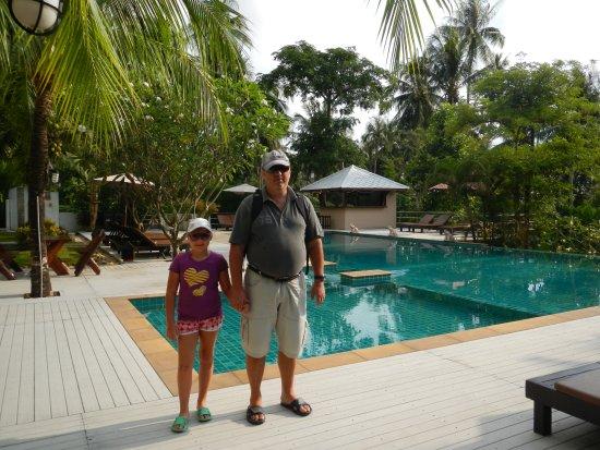 Lamai Buri Resort: февраль 2012 год