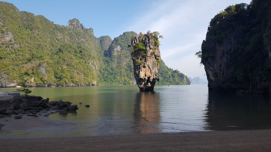 Chalong, Thailand: Skała Bonda