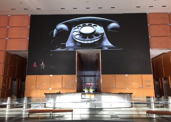Active Display, Comcast Experience Video Wall