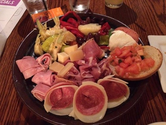 Forest Hill, MD: Antipasto