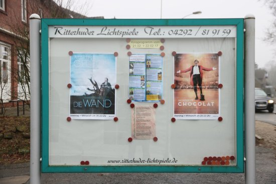Ritterhude - Kino 2