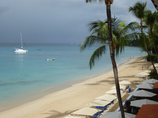 Porters, Barbados: Room with a view