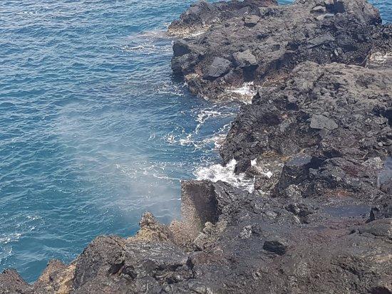 Saint-Leu, Reunion Island: 1 ET