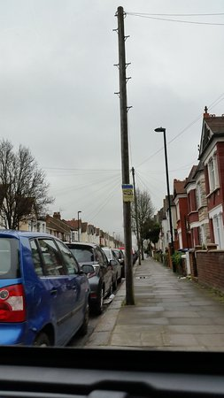 Haringey, UK: Green Lanes