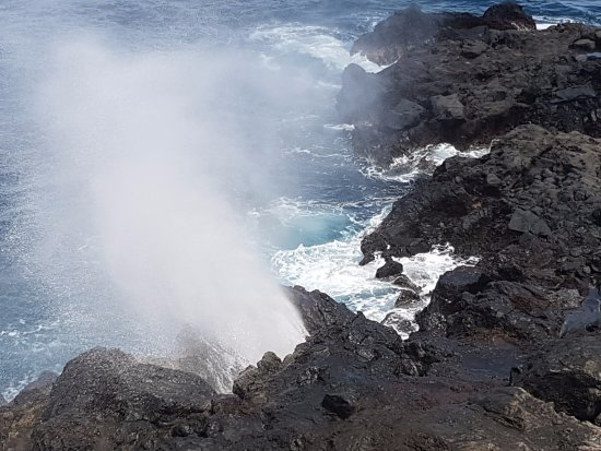 Saint-Leu, Reunion Island: 3 ..... à voir ! lors de passage à la Réunion un spectacle de la nature Pure